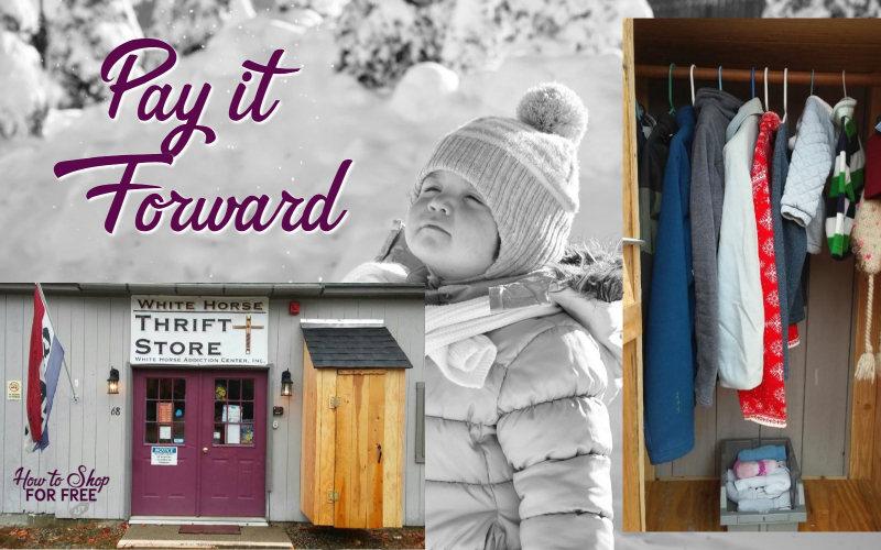 Do You Love to Pay it Forward As Much As We Do? Here's a Way to Help