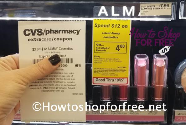 Almay Lip Butter ONLY $.49 at CVS!