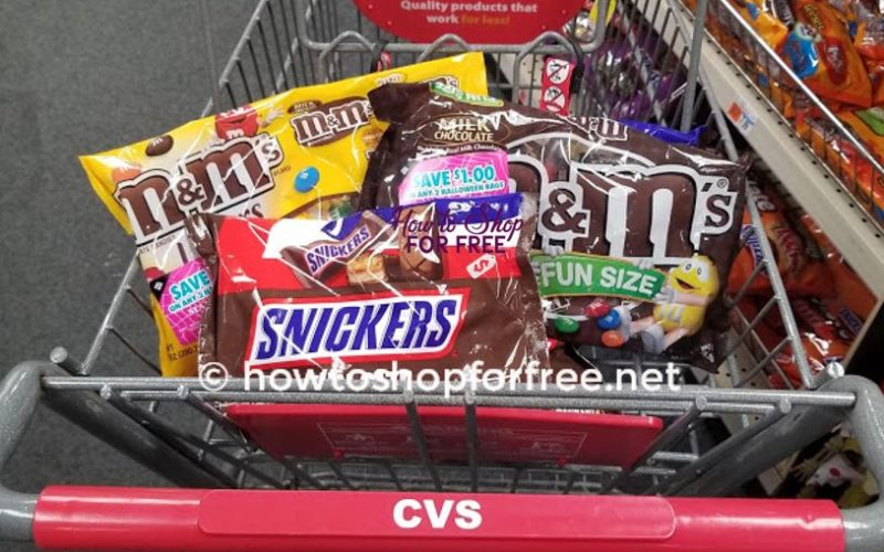 Grab Halloween Candy for just a $.67 at CVS!