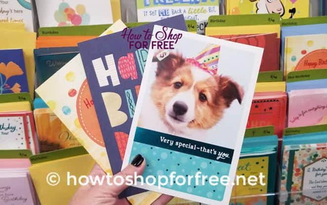 It's BACK! Get 3 Greeting Cards for NOTHING at CVS!