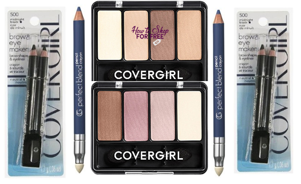 Covergirl FREEBIES and Deals Continue at CVS!