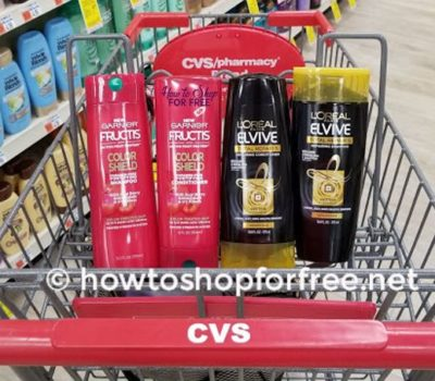HUGE MONEY MAKER On Elvive And Fructis At CVS