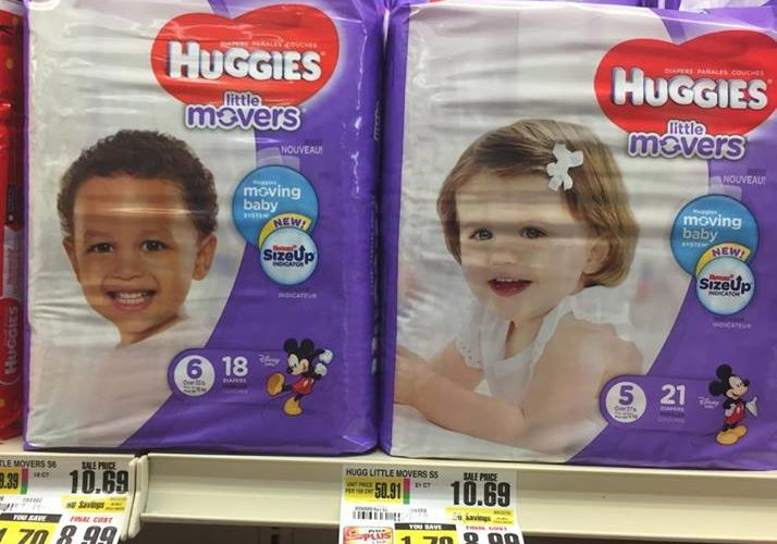 Huggies at an AWESOME price!