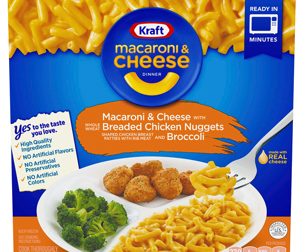 Kraft Mac and Cheese kids meals for CHEAP!