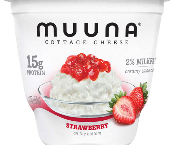 Muuna Cottage Cheese ONLY 74¢ at Shaw's 10/19 ~ 10/25