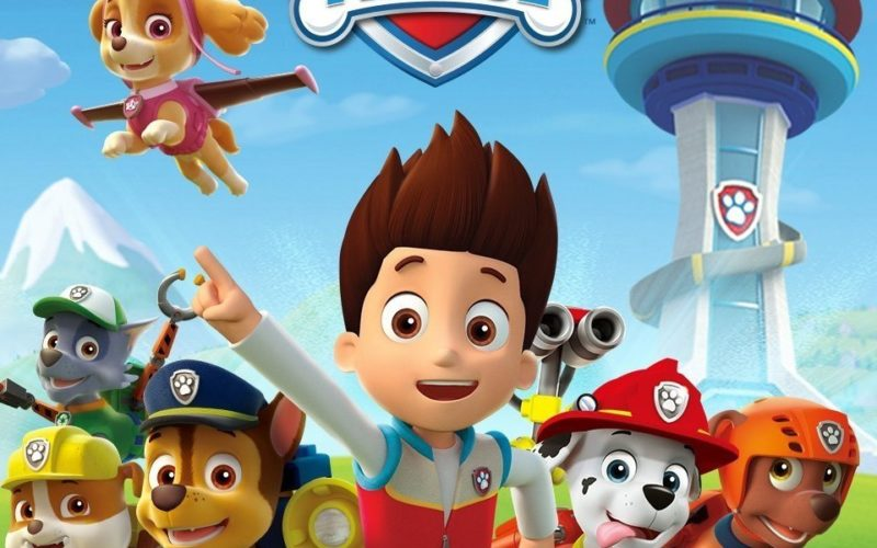 PAW PATROL Trick-or-Treat Event TOMORROW at Target