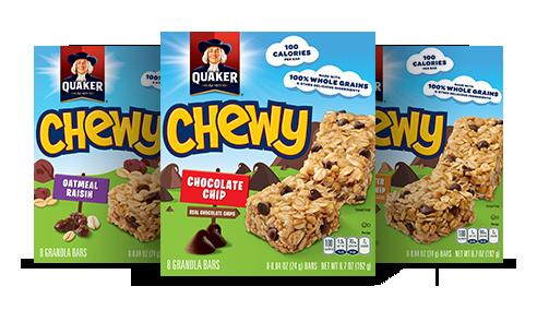 AWESOME Quaker granola bar deal!!!