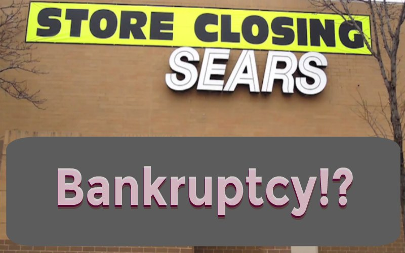 Sears & Kmart Store Closing List!