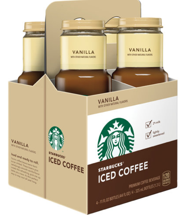 Starbucks Coffee 4-packs for CHEAP!