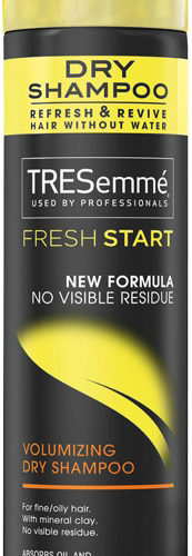 Tresemme Dry Shampoo for CHANGE!