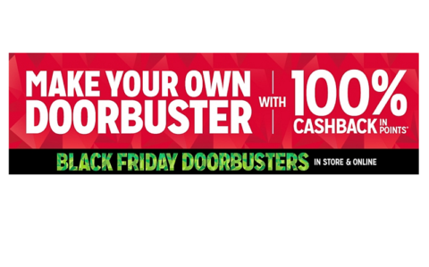 7a4a233385 Members get 100% Cashback in Shop Your Way points on Kmart Doorbuster Deals.  Offer Valid 11 22 18 through 11 25 18. Points credit to account on 11 27 18  and ...