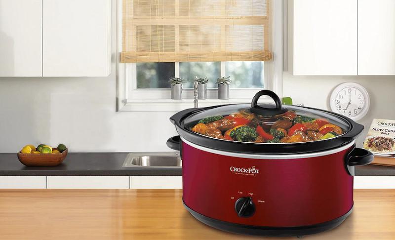 7 Quart Crock-Pot Slow Cooker Only $3.99 Shipped!