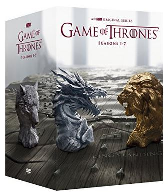 **Amazon Deal of the Day** Game of Thrones Seasons 1-7 ~ 63% off!!