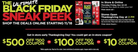 c20a349d4 Get up to  500 FREE at JC Penney Thanksgiving Day ~ In Store ONLY ...
