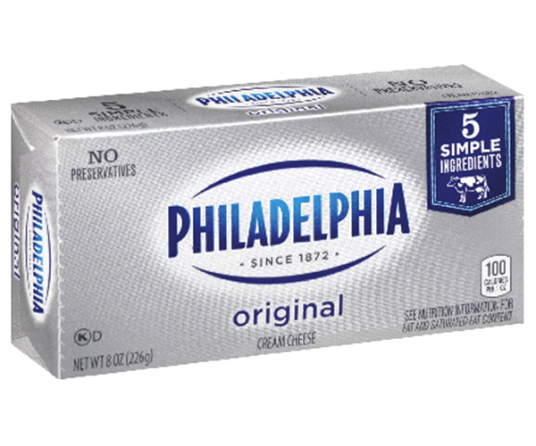 Great Price on Philadelphia Cream Cheese at Shaw's 11/09 – 11/15!!