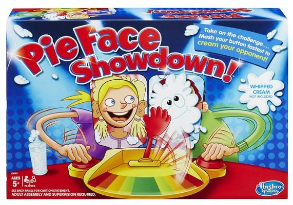PieFace Showdown ONLY $6.99 (Reg $24.99)