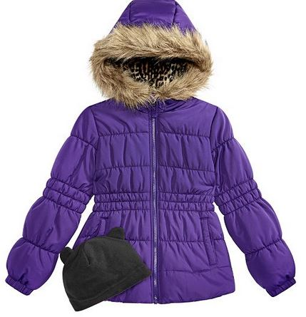 Girls & Boys Puffer Jackets ONLY $15.99 (Reg $75-$85)!!