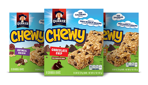 Select Quaker Products ONLY 99¢ at Shaw's 11/09 – 11/15!