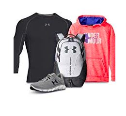 **HOT** Cyber Monday Deal ~ Up to 40% off Under Armour