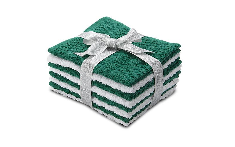Black Friday Price! Holiday Washcloths Only $.31 Each!