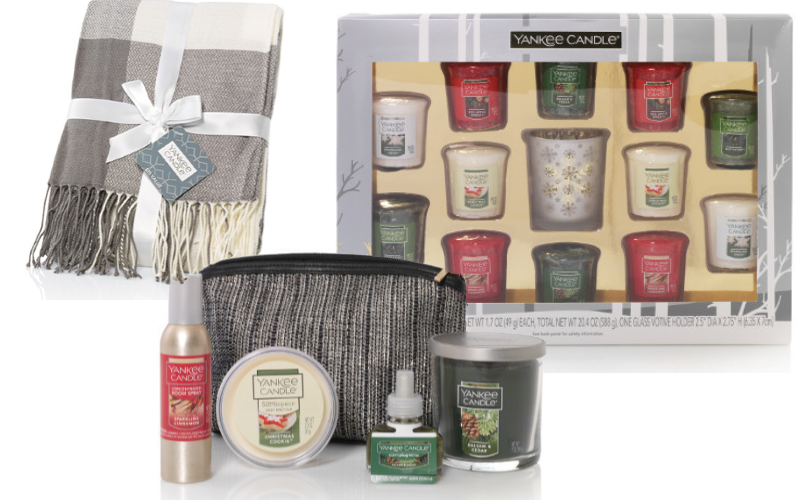 Over $100 in Yankee Candle Gift Sets for Only $45.98 Shipped!