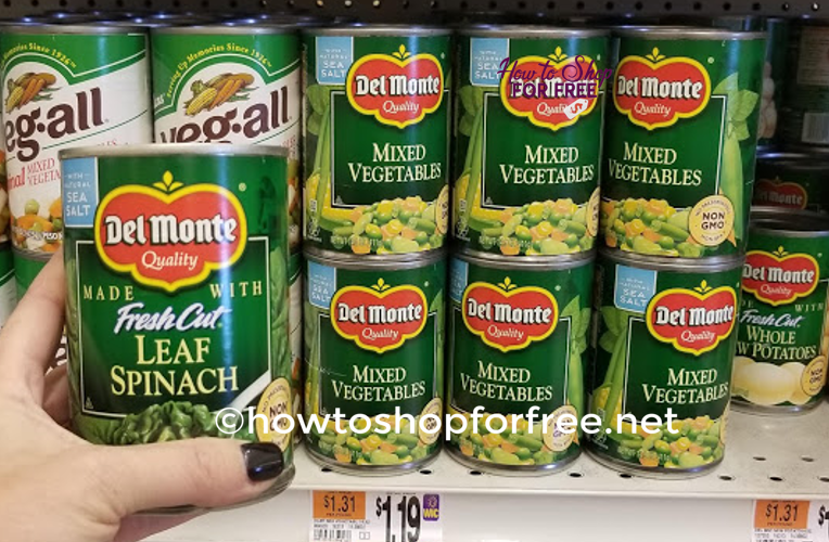 Stock Up on Del Monte Vegetables for ONLY $.35! ~AGAIN!!