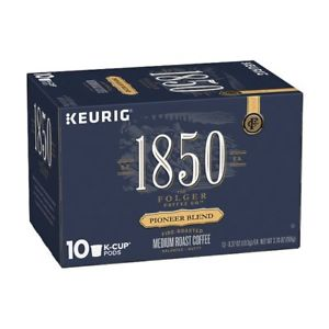 Folgers 1850 K-cups for CHEAP!