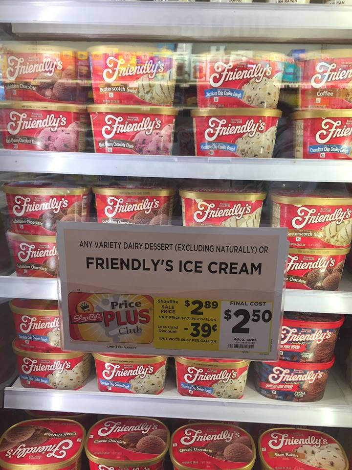 picture about Friendly's Ice Cream Coupons Printable Grocery referred to as Friendlys ice product for a BUCK! How in direction of Keep For Totally free with