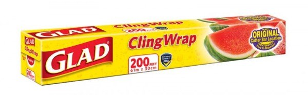 Glad cling wrap for $.49!!