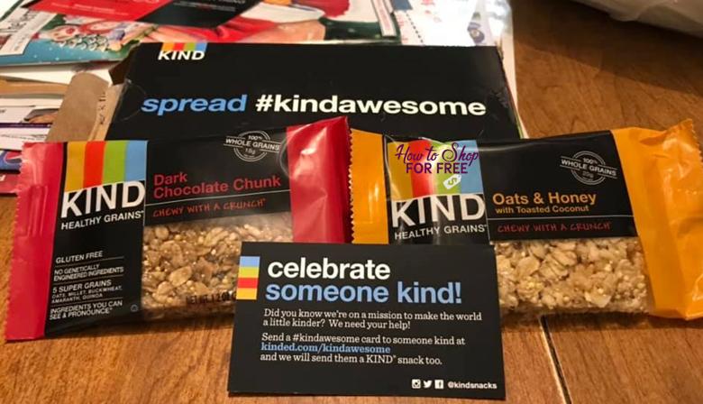 #kindaawesome ~FREE Kind Bar!