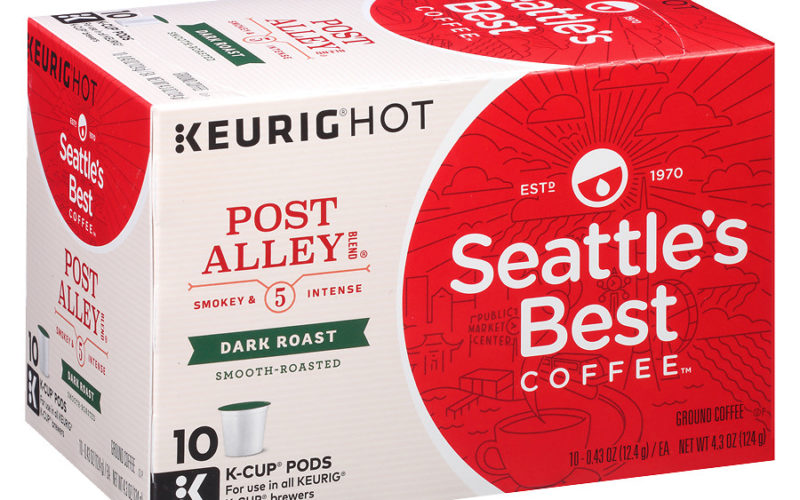 Seattle's Best K-cups for just $2.87!!
