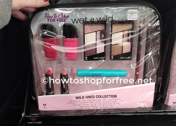 CHEAP Wet n Wild Gift Sets at CVS! ~ Black Friday Deal!