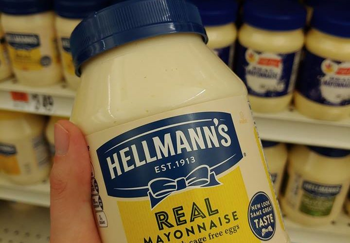 Hellmann's Mayonnaise for only $1.99!