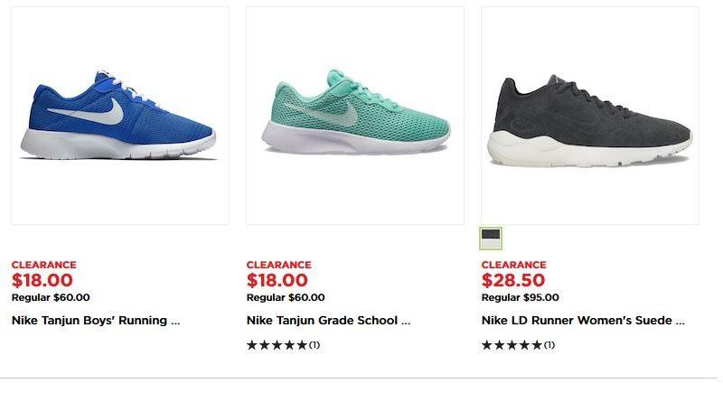 RUNNNN!!!! Huge Discounts on Nike!