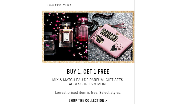 VS is Stacking Codes! Ultimate Beauty Boxes for $14.75 (reg. $50) + FREE Robe!