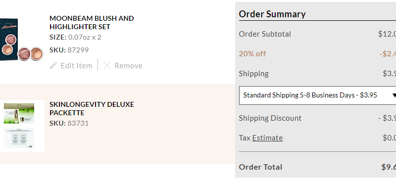 *UPDATE* bareMinerals Glitch! 20% Off + Free Shipping!