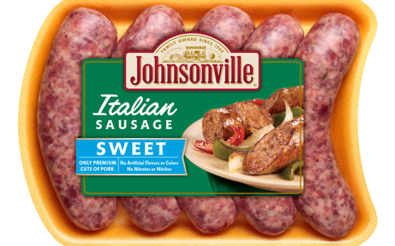 Johnsonville Sausage or Brats deal!