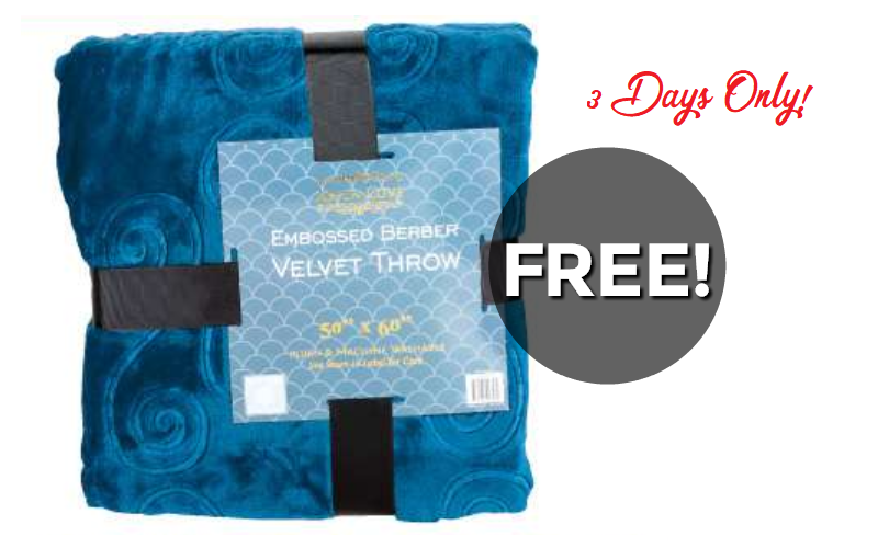 GORGEOUS Gift~ Free Throw Blanket!