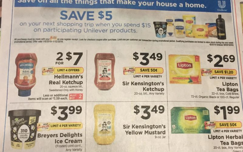 Unilever How To Shop For Free With Kathy Spencer