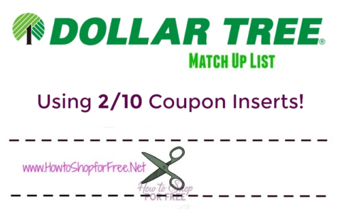 how do coupons work at dollar tree