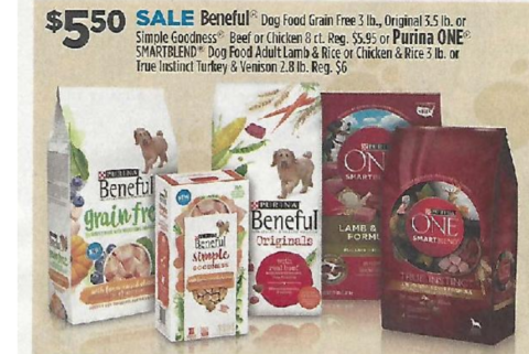 836790f07a3 Beneful Dog Food for CHEAP at Dollar General starting 03/10! | How ...