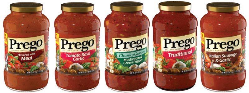 How to do spaghetti with prego sauce