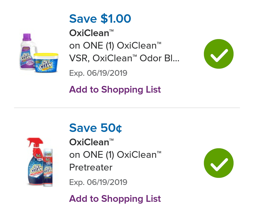 Oxi Clean Deal | How to Shop For Free with Kathy Spencer