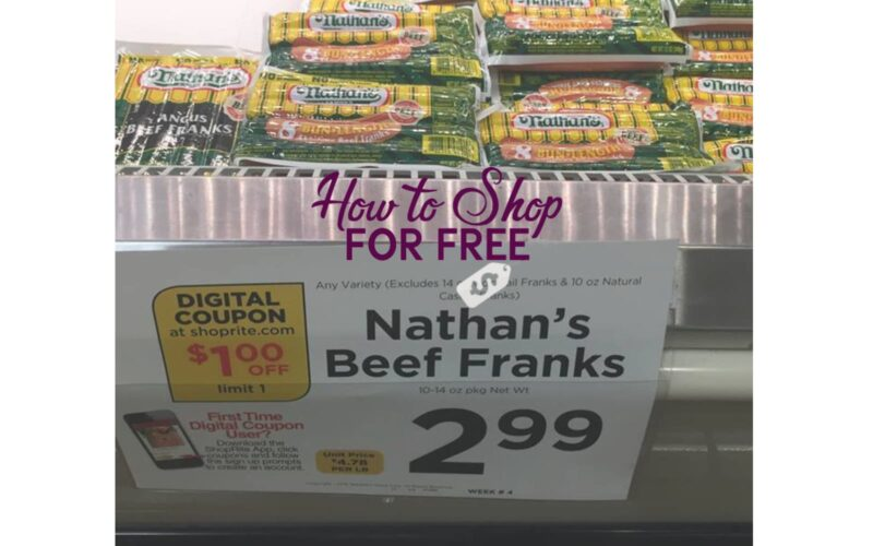 photograph relating to Nathans Printable Coupons known as very hot puppies How in the direction of Retailer For No cost with Kathy Spencer