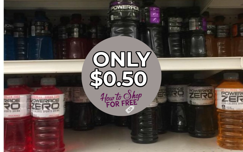 picture about Printable Powerade Coupons identified as powerade How towards Retailer For Free of charge with Kathy Spencer