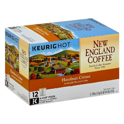 New England Coffee For 0 33 Per K Cup At Market Basket How To