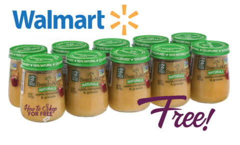 Free baby food at Walmart | How to Shop For Free with Kathy