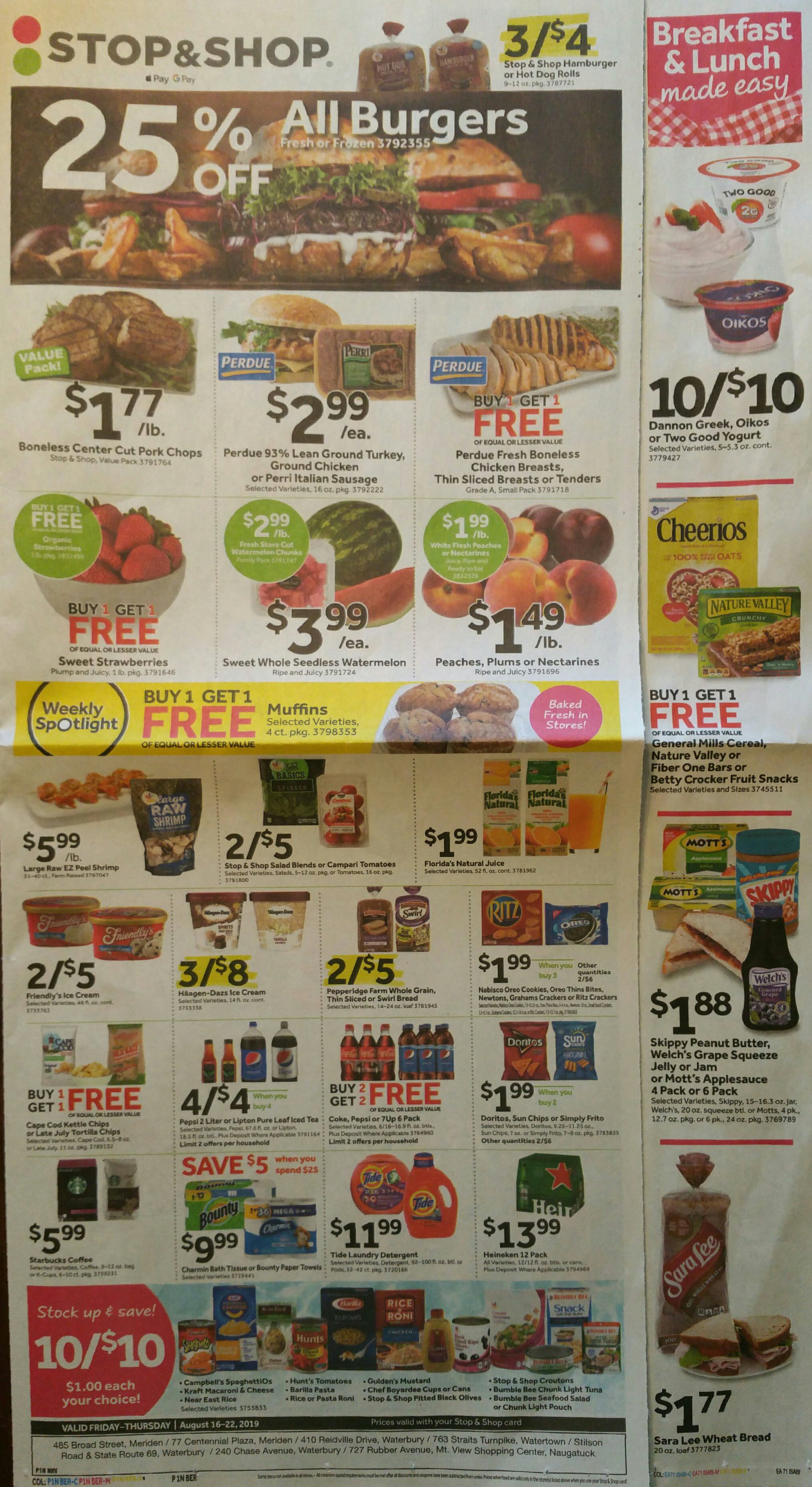 Stop & Shop Ad Scan | How to Shop For Free with Kathy Spencer