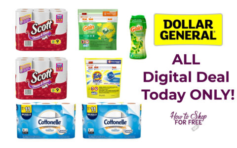 dg coupons cottonelle