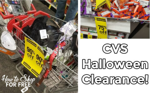 Cvs Halloween Clearance 90 2020 90% Halloween Clearance at CVS! | How to Shop For Free with Kathy